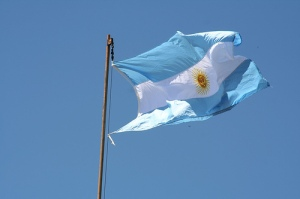 Argentina Flag / quimpg / CC BY