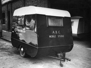 ABC Mobile Studio Caravan provided by Australian Broadcasting Corporation / CC BY-SA